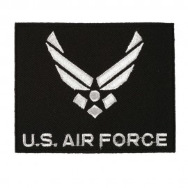 Air Force Logo Mixed Patches