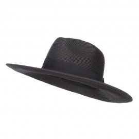 UPF 50+ Fedora Crown Wide Brim Hat