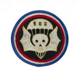 Air Force Embroidered Military Patch - 502nd