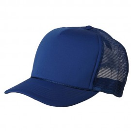 Summer Foam Mesh Trucker Cap