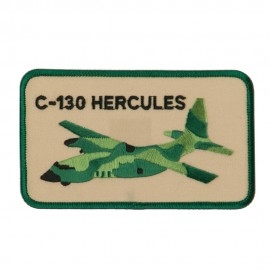 Air Force Other Shape Large Patch - C130 Hercules