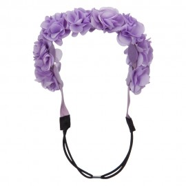 Flower Elastic Hairband