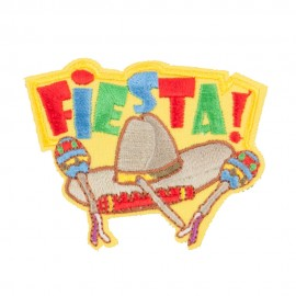 Fiesta Party Patches