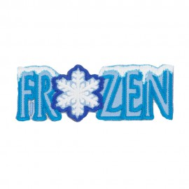 Frozen Snow Fun Winter Patches