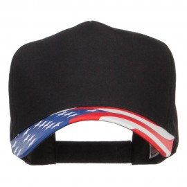 USA Flag 5 Panel Cap