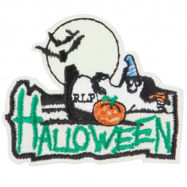 Glow in the Dark Halloween Patches