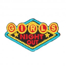 Girl's World Patches