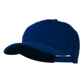 Low Profile Structured Heavy Brushed Cotton Cap