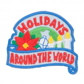 Holidays Around the World Patches