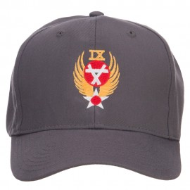 Air Force 9th Command Embroidered Cap