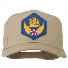 6th Air Force Division Patched Cap