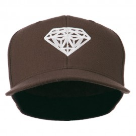 Diamond Jewelry Logo Embroidered Fitted 210 Youth Cap