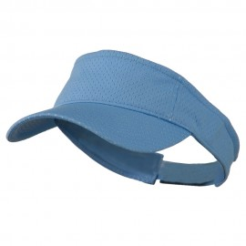 Athletic Jersey Mesh Sports Visor