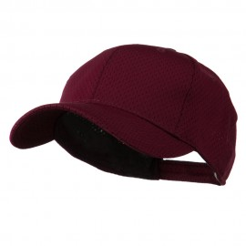 Athletic Jersey Mesh Cap