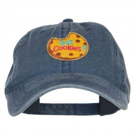 Got Cookies Patched Washed Cap