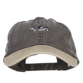Mini Pick Up Truck Embroidered Wash Cap