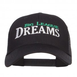 Big League Dreams Embroidered Trucker Cap