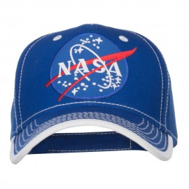 NASA Lunar Patched Cotton Twill Cap