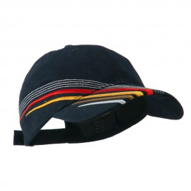 Low Profile Deluxe Brushed Cotton Twill Cap