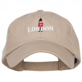 London Queen Guard Embroidered Pet Spun Cap