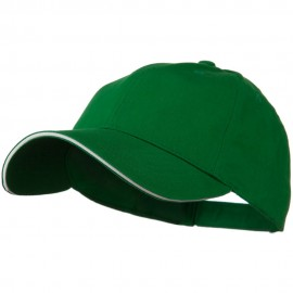 Low Profile Light Weight Brushed Twill Cap