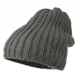 Men's Acrylic Knit Beanie