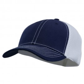 Brushed Cotton Mesh Moisture Absorbing Cap