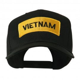 Military Badge of Vietnam Embroidered Cap