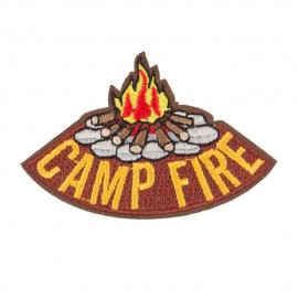 Campfire Outdoor Patches