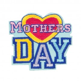 Mother's Day Family Patches