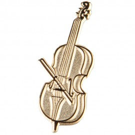 Musical Instruments Lapel Pin