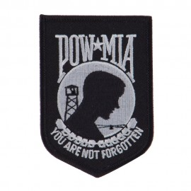 Pow Mia Embroidered Military Patch