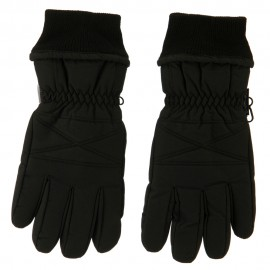 Men's Knit Cuff Superior Ski Gloves