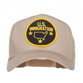US Immigration Patched High Profile Cap
