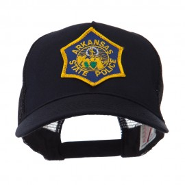 USA Mid State Police Embroidered Patch Cap