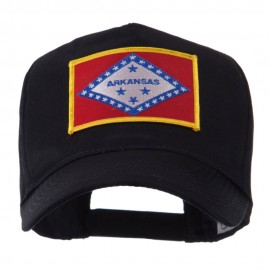 USA Mid State Embroidered Patch Cap
