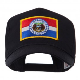 USA Mid State Embroidered Patch Cap - Missouri