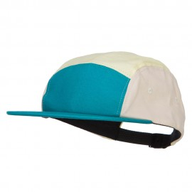 Men's Trendy Multi Color 5 Panel Cap