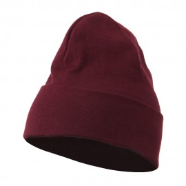 Cool Max Knitted Cuff Beanie