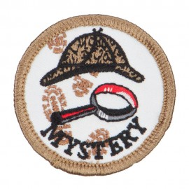 Mystery Embroidered Patches