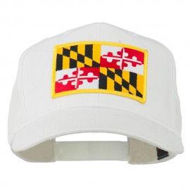 Eastern State Maryland Embroidered Patch Cap