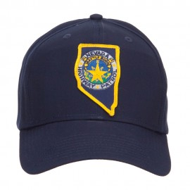 Nevada Highway Patrol Patched Cap