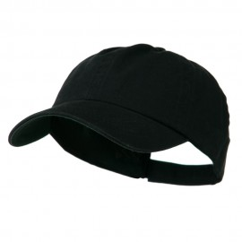Low Profile Normal Dyed Cap - Navy Dark Green