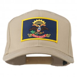 North Dakota State High Profile Patch Cap