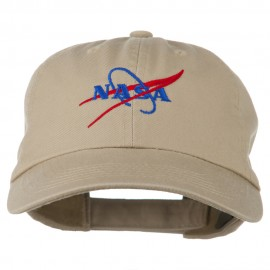 NASA Original Logo Embroidered Pet Spun Cap