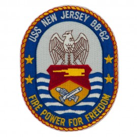 US Navy Oval Large Patch