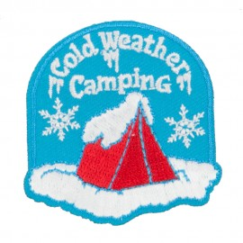 Season Camping Patches