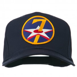 7th Air Force Division Patched Cap