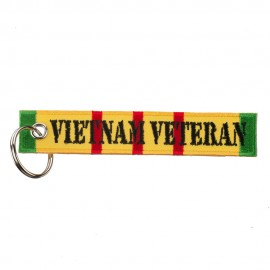 Operation Freedom And Veteran Key Chain