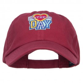 Mother's Day Patched Low Cap
